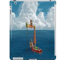 Wind Waker-Lone Ocean  iPad Case/Skin