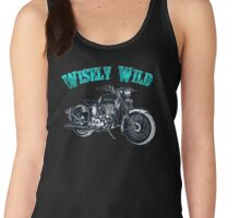 Cruiser Wisely Wild Apparel and Gifts  Women's Tank Top