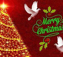 Merry Christmas by Scott Mitchell