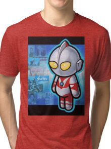 ULTRAMAN POOTERBELLY Tri-blend T-Shirt