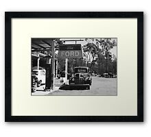 Ford Jailbar pickup Framed Print
