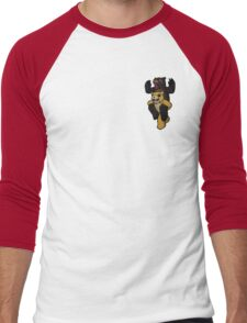 Fall Out Boy Folie à Deux  Men's Baseball ¾ T-Shirt