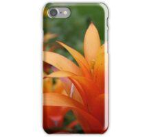 Orange Spike iPhone Case/Skin