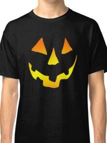Jack-O-Lantern 2 Classic T-Shirt