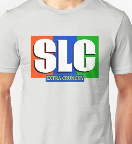 SLC - Local Zonly Salt Lake City Unisex T-Shirt