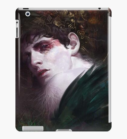 BBC Merlin: Raven Child iPad Case/Skin