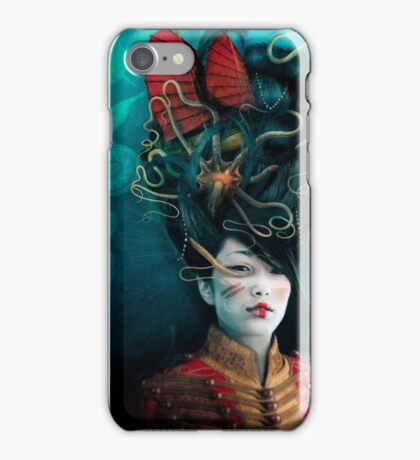 Queen of the Wild Frontier iPhone Case/Skin