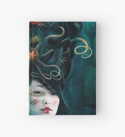 Queen of the Wild Frontier Hardcover Journal