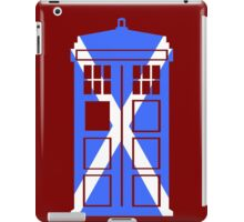 The Scottish Doctor iPad Case/Skin