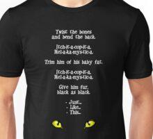 The Black Cat Curse (Hocus Pocus) Unisex T-Shirt