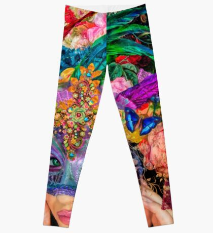 The Mascherari's Muse Leggings
