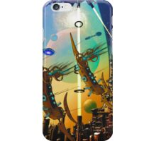 PORT XG-5938 IN THE QUILL REGION OF THE DUJORGANA SECTOR iPhone Case/Skin