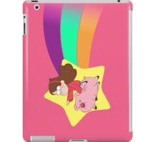 Mabel & Waddles Shooting Star iPad Case/Skin