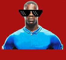 Mario Balotelli Deal with It by dno123