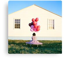 It's my party Canvas Print