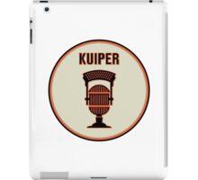 SF Giants Announcer Duane Kuiper Pin iPad Case/Skin