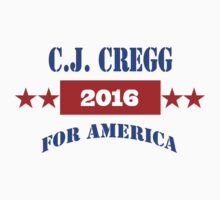 CJ CREGG 2016 by angelsorwhores