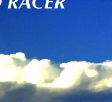Cloud Racer Sticker