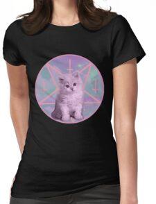 Lucipurr Womens Fitted T-Shirt