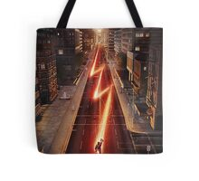 NEW FLASH TV Show Poster! Tote Bag
