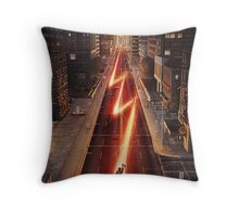 NEW FLASH TV Show Poster! Throw Pillow