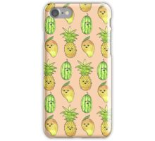 Funny Fruit iPhone Case/Skin