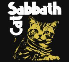 Cat Sabbath - Vol. 4 by ronreyes