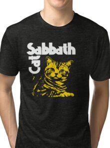 Cat Sabbath - Vol. 4 Tri-blend T-Shirt