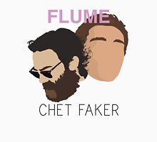 Chet Faker & Flume - Minimalistic Print Unisex T-Shirt