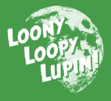 Loony Loopy Lupin! One Piece - Short Sleeve