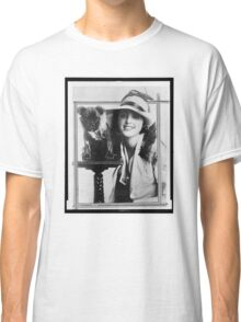 Old Time Photographs - Virginia Rappe Classic T-Shirt