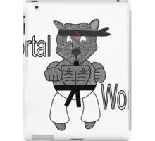 Mortal Wombat! iPad Case/Skin