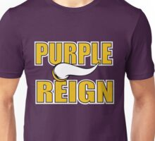 Purple Reign Vikings T-Shirt Unisex T-Shirt