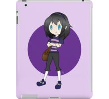 Earthbound OC Iris iPad Case/Skin