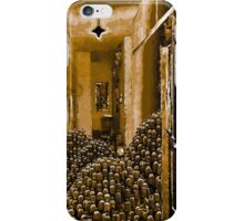 RENT CONTROL - Open House - Modern Times series iPhone Case/Skin