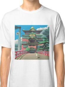 spirited away bathhouse Classic T-Shirt
