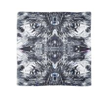 Blue Icicles Scarf