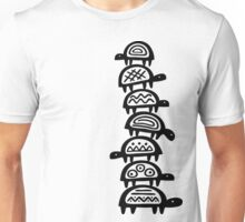 It's turtles all the way down Unisex T-Shirt