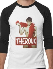 louis theroux Men's Baseball ¾ T-Shirt