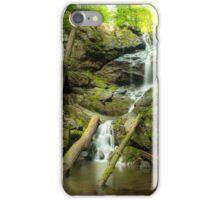 Lower Doyles River Falls – Shenandoah National Park, Virginia iPhone Case/Skin