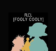 FLCL (Fooly Cooly) Profiles by ajpocken
