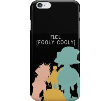 FLCL (Fooly Cooly) Profiles iPhone Case/Skin