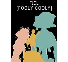 FLCL (Fooly Cooly) Profiles Photographic Print