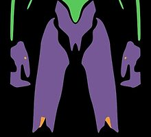 Unit 01 Minimalist by ajpocken