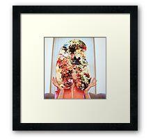 Palette Framed Print