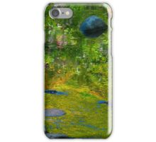 Sunflowers on the water iPhone Case/Skin