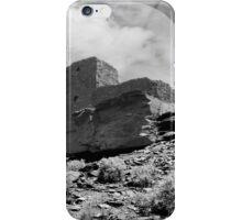Full Moon Desert Ruins iPhone Case/Skin