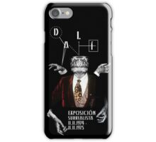 Salvador Dali Surreal Potrait  iPhone Case/Skin