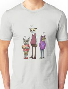 Cool Cat Brother Unisex T-Shirt