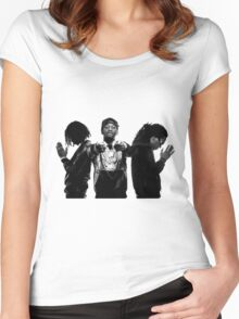Migos Women's Fitted Scoop T-Shirt